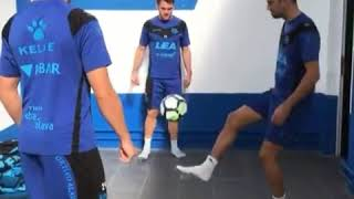 Enzo Zidane | Mini training with his teammates in Alaves