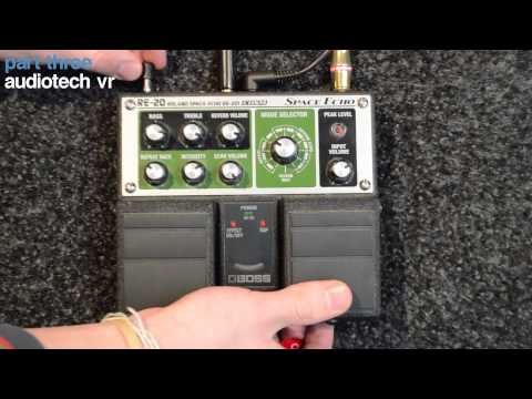 BOSS RE-20 Space Echo In-Depth Review