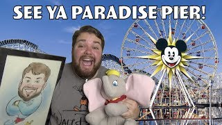 Last Day of Paradise Pier/ Impressions With Hayes Family Vlog