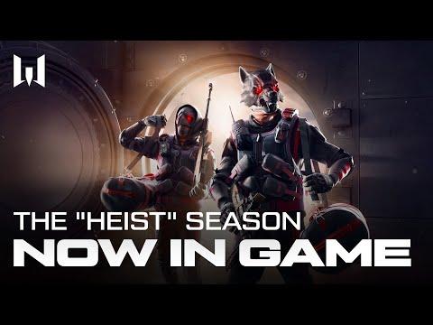 "[PC] ""Heist"" Season - Launch Trailer"
