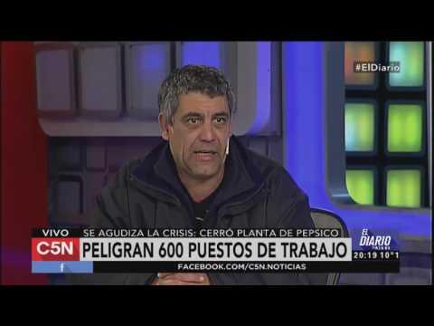 Despidos en Pepsico Snacks: Camilo Mones con Victor Hugo Morales