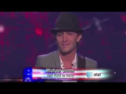Michael Grimm - America's Got Talent