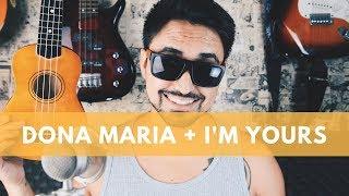 Baixar Dona Maria + I'm Yours - Tiago Contieri (Ukulele)