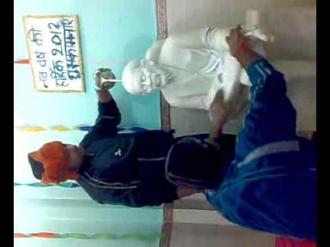 Sai Baba Snan By Atul And Sahil