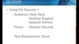 Top 3 Info Security Certifications - Next Level Webinar, July 31, 2014