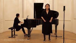 Narea Son Mariana Popova - R.Strauss  Ich wollt ein Sträusslein binden, Brentano, Op.68 No.2