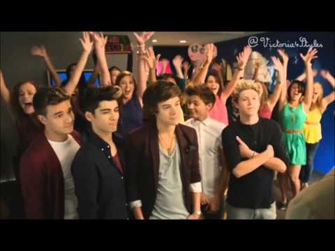 One direction Pepsi BLOOPERS (VOSTFR)