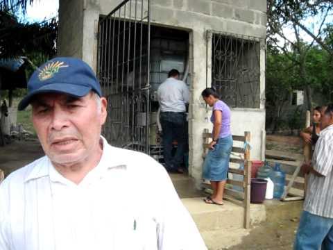 Sabanas de Lorelay Sonaguera, Colon   HN LWTS Terstimonial by Mr Nicomedes Maldonado SWC Coodinator