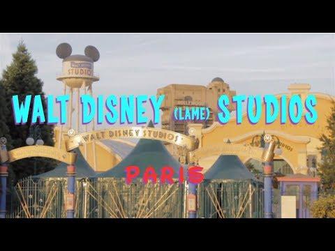 Walt Disney Studios Paris (un)Official Guide