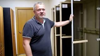 Стеклянные двери для бани и сауны Gratec