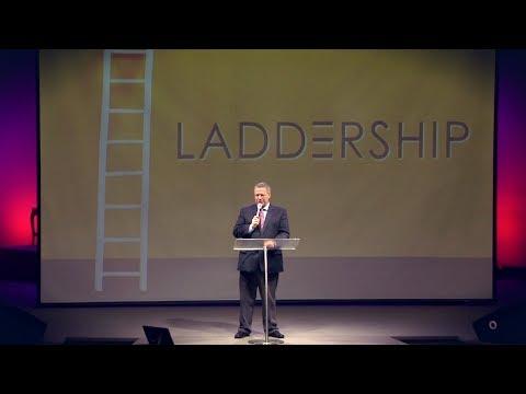 """Laddership""- Pastor Raymond Woodward"