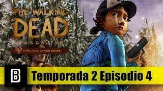 "The Walking Dead: Temporada 2 - Episodio 4 ""Amid The Ruins"" Tráiler de Lanzamiento [Subtítulos ES]"