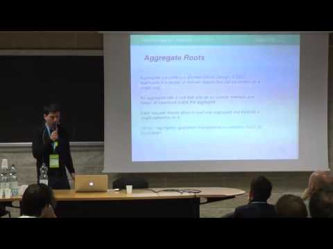 Moving away from CRUD: DDD + CQRS by Forat Latif - Codemotion Roma 2014