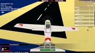 ROBLOX:Ro Planes 3 intro 2014