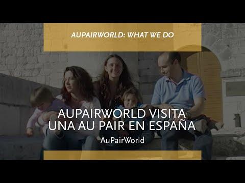 Aupair World visita a ...
