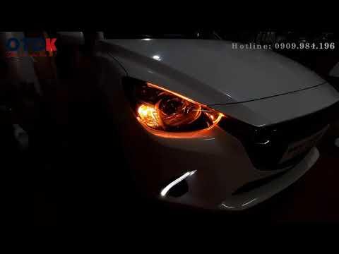 Độ đèn xe Mazda 2,  FixAuto hệ thống độ đèn ô tô tại Việt Nam