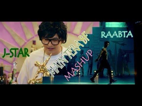 Main tera Boyfriend Mashup Video Song | Raabta | Sushant Singh Rajput, Kriti Sanon and J-STAR|