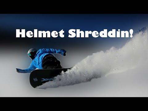 Helmet Shreddin With Jeff Meyer