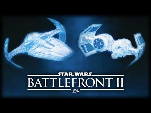 Star Wars Battlefront 2 - New Space Battles Teaser (2017)