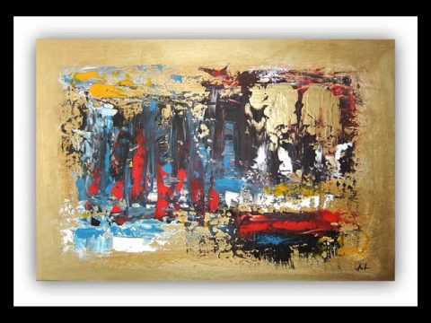 Quadri astratti sanader art pittura moderna astratta for Quadri astratti famosi