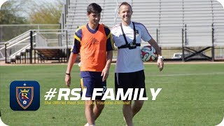 Training Staff | On the Field with Real Salt Lake