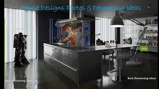 Japanese Kitchen Design Pictures | Modern Style Kitchen Decor Design Ideas & Picture