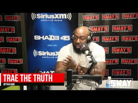 PT. 1 Trae Tha Truth Stopped the Whole Interview Because of His Diamond