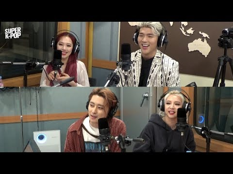 Super K-Pop KARD 카드&39;s  Episode on Arirang Radio