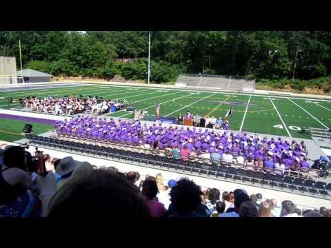 Bobby Kemp speech at Burlington Community High School May 29 2016