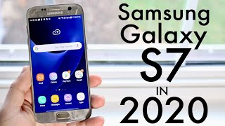 Samsung Galaxy S7 In 2020! (Still Worth It?) (Review)