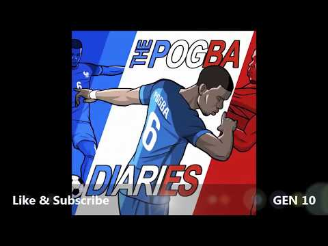 Paul Pogba Diaries , A Welcome Video After Reaching Russia For The WC 2018