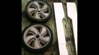 How To Put Wheels On A Chicken Tractor - Step By Step Instructions