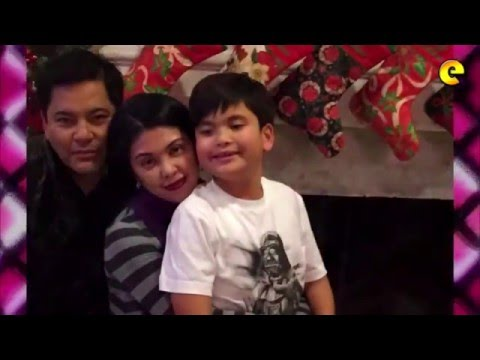 Pops Fernandez Meets Martin Nievera S Other Son For The First Time You