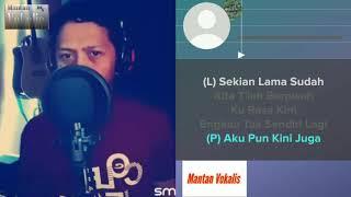 🤗 Rindu Yang Terlarang - Broery Marantika & Dewi Yull (video karaoke duet bareng lirik tanpa vokal)