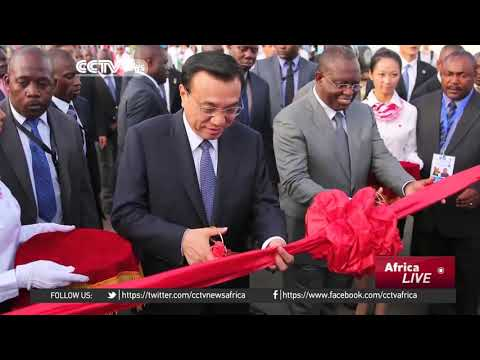 China actively involved in Angola post-war reconstruction...