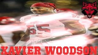 Video Xavier Woodson-Luster || Arkansas State Highlights download MP3, 3GP, MP4, WEBM, AVI, FLV September 2017