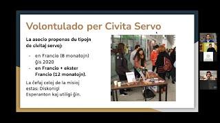 Volontulado en Esperanto-Kultur-Centro
