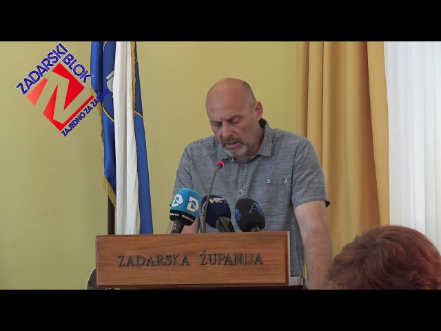 Marko Pupić Bakrač - Aktualni sat (24.06.2019.) (2)