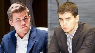 Шахматы. Магнус Карлсен разгромил Яна Непомнящего в 19 ходов!