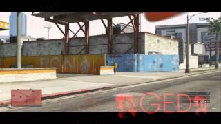 GTA V:Online(Crew Battle)