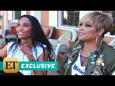 EXCLUSIVE: On Set of TLC's New Music Video How T-Boz and Chilli Keep Left Eye's Memory Alive
