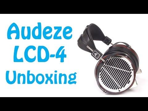 Audeze LCD 4 | Unboxing