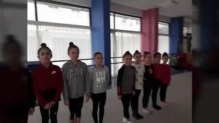 Sömestre Tatilinde 12 gunluk DengeCimnastik RitmikCimnastik Kampımız