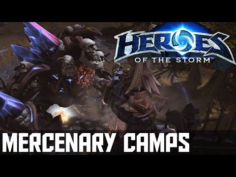 Heroes Of The Storm (Guide) - Mercenary Camps - Beginner Guide