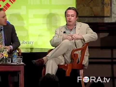 Christopher Hitchens Debates Al Sharpton - New York Public