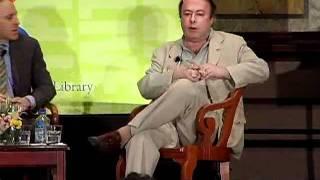 Christopher Hitchens Debates Al Sharpton - New York Public