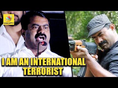 I am an International Terrorist : Seeman Angry Speech | NEET