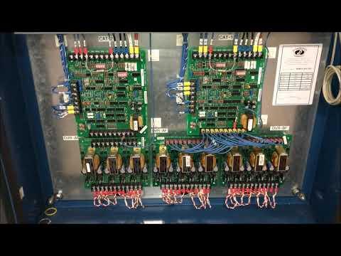 Dynapower 15,000 Amp 12 Volt Rectifier R2610C