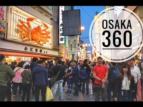 Osaka Japan 360