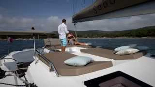 Saba 50 Fountaine Pajot Sail Catamaran